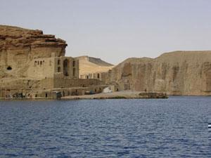 В Афганистане обнаружены древнейшие в мире картины