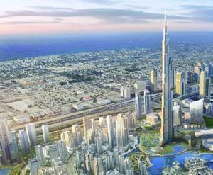 Самым высоким сооружением мира «Башня Дубая» будет признана только после полного завершения строительства, ориентировочно – в конце 2008 года.