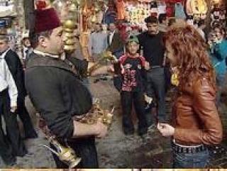 На улицах Дамаска. Фото