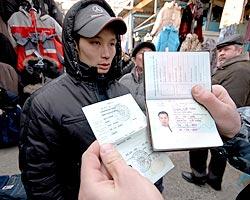 ФМС готовит свои списки нежелательных иностранцев
