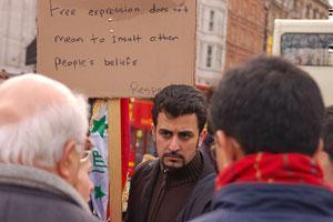 Иран выразил протест Дании в связи с публикацией карикатур на пророка ислама
