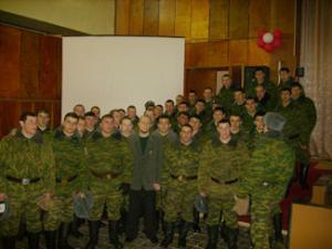 Солдаты Каменского гарнизона узнали о нравственности в исламе