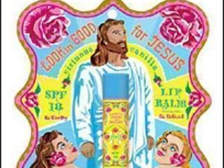 В Сингапуре изъята из продажи косметика с Иисусом