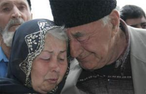 Украинские власти взяли под личный контроль расследование акта вандализма на мусульманском кладбище