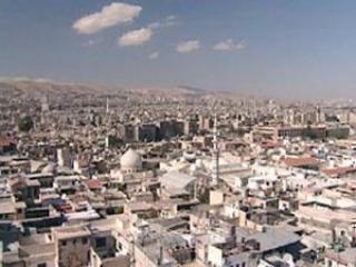 Обновляется древняя столица Сирии