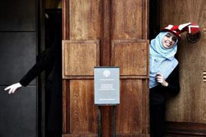 Хиджаб в датском парламенте