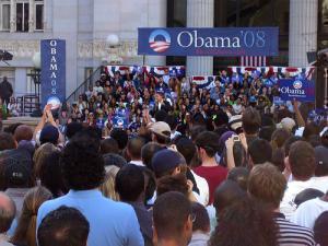 Хусейн может стать президентом США