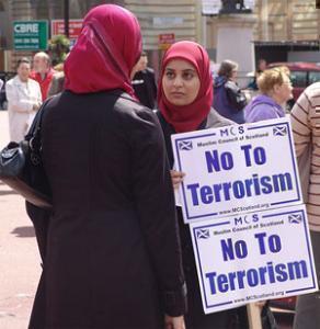 Общающиеся с британскими мусульманами чиновники воспользуются специальным разговорником