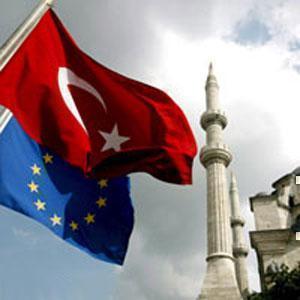 Меркель и Саркози: Турции не место в ЕС, потому что она находится в Азии!