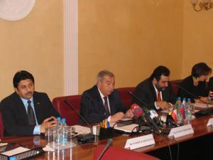 Российско-Кувейтский деловой совет. Политика как сконцентрированное выражение экономики