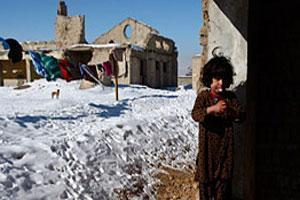 В Афганистане замерзло насмерть более 900 человек
