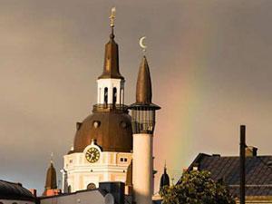 Скандинавия принимает ислам