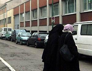 В Милане снова атакована мечеть