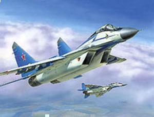 Приостановлена поставка российских истребителей в Алжир
