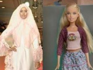 Спирт в духах превращает женщину в куклу