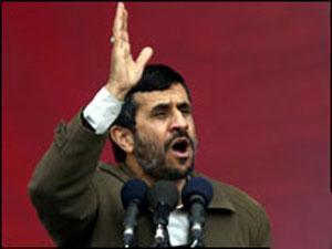 М. Ахмадинежад обратился к Совбезу ООН с просьбой оградить народ Ирана от израильтян