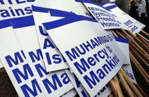 В Дании могут начаться репрессии против протестующих мусульман