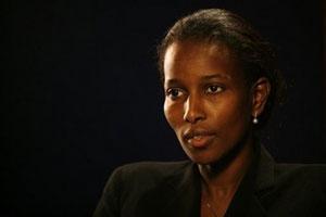 Хирси Али просит предоставить ей убежище во Франции