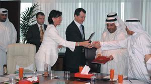 На встрече бизнесменов России и Арабских Эмиратов