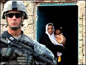Буш празднует 5-летие войны в Ираке