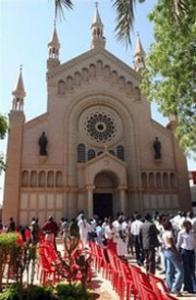 Католики и протестанты отметили праздник Пасхи