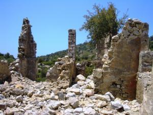 Древняя Анталья стала местом футбольных баталий