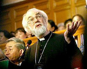 Глава англиканской Церкви осудил «жадность индустриального мира»
