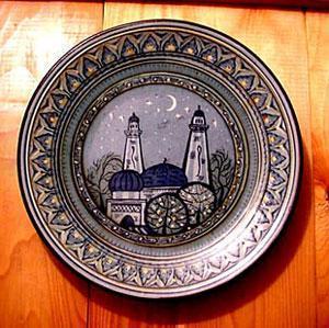 Узбекские мастера оформили Культурный центр в США