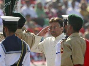 Пакистанцы отметили национальный праздник