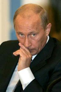 Путин предложил «отрубать лапу» взяточникам