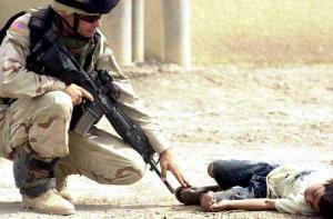 Американцы воюют с детьми в Ираке