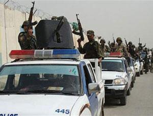 В Багдаде введен комендантский час