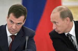 Кремлевская рокировочка