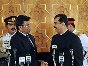 Новый глава правительства Пакистана принял присягу