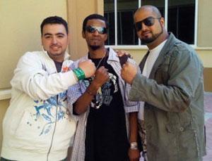 Саудовский хип-хоп приехал на конкурс MTV