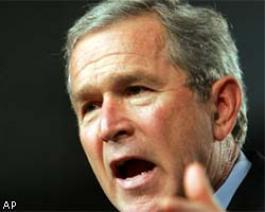 Буш дал добро на поставки американского оружия в Косово