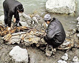 Сегодня начнется экспертиза человеческих останков, найденных в Кармадонском ущелье
