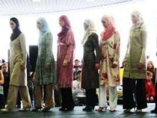 Российская мусульманская мода в развитии