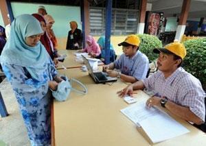 На выборах в Малайзии победила правящая коалиция