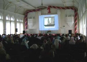 Мусульманская молодежь встретилась в Москве