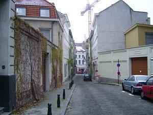 Улица в Брюсселе