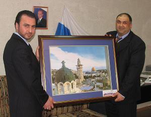 Два российских арабоязычных СМИ договорились о сотрудничестве