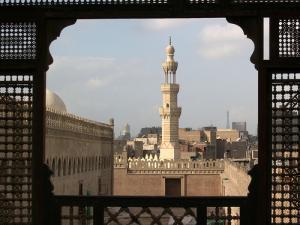 Минарет в Старом Каире