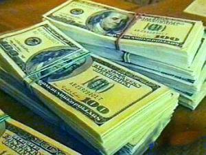 Деньги уходят из России