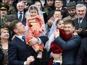 В Чечне все хорошо, пишет землякам Кадыров