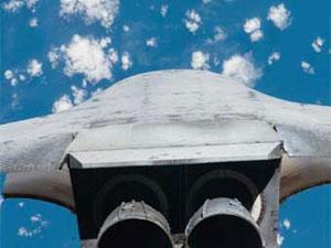 Космический челнок Endeavour заставил сотрудников НАСА поволноваться