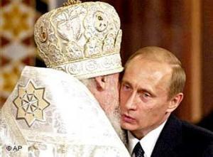 Светские и церковные власти демонстрируют политическую близость