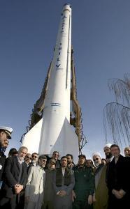 Иран на пороге «космического клуба»