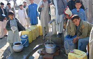 Афганистану не хватает воды