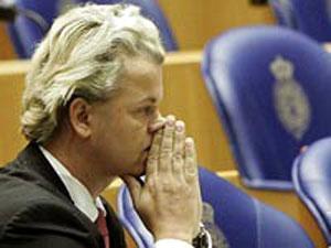 Голландский исламофоб готовится к представлению «Фитны»